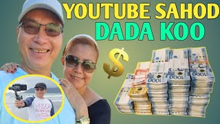 "Youtube Sahod ni""DADA KOO""|Estimated Channel Insight"