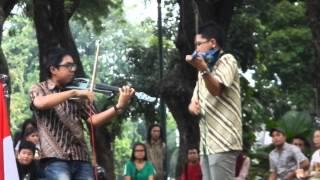 Escala - Palladio (Electric Violin Duet)