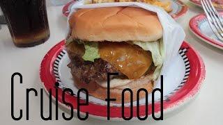 CRUISE FOOD !!!     Navigator of the Seas