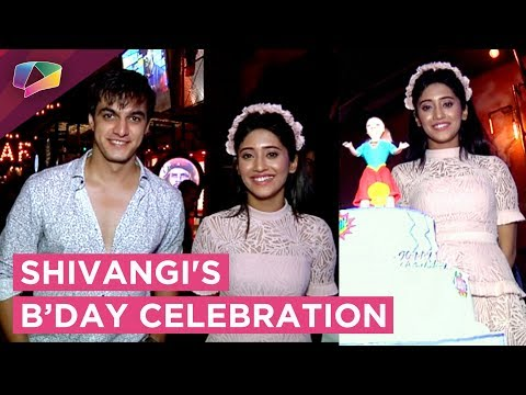 Naira's Birthday With Real And Reel Family|Exclusive