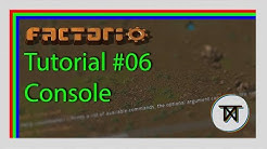Console and Commands - #06 The Complete Factorio Tutorial [0.16]