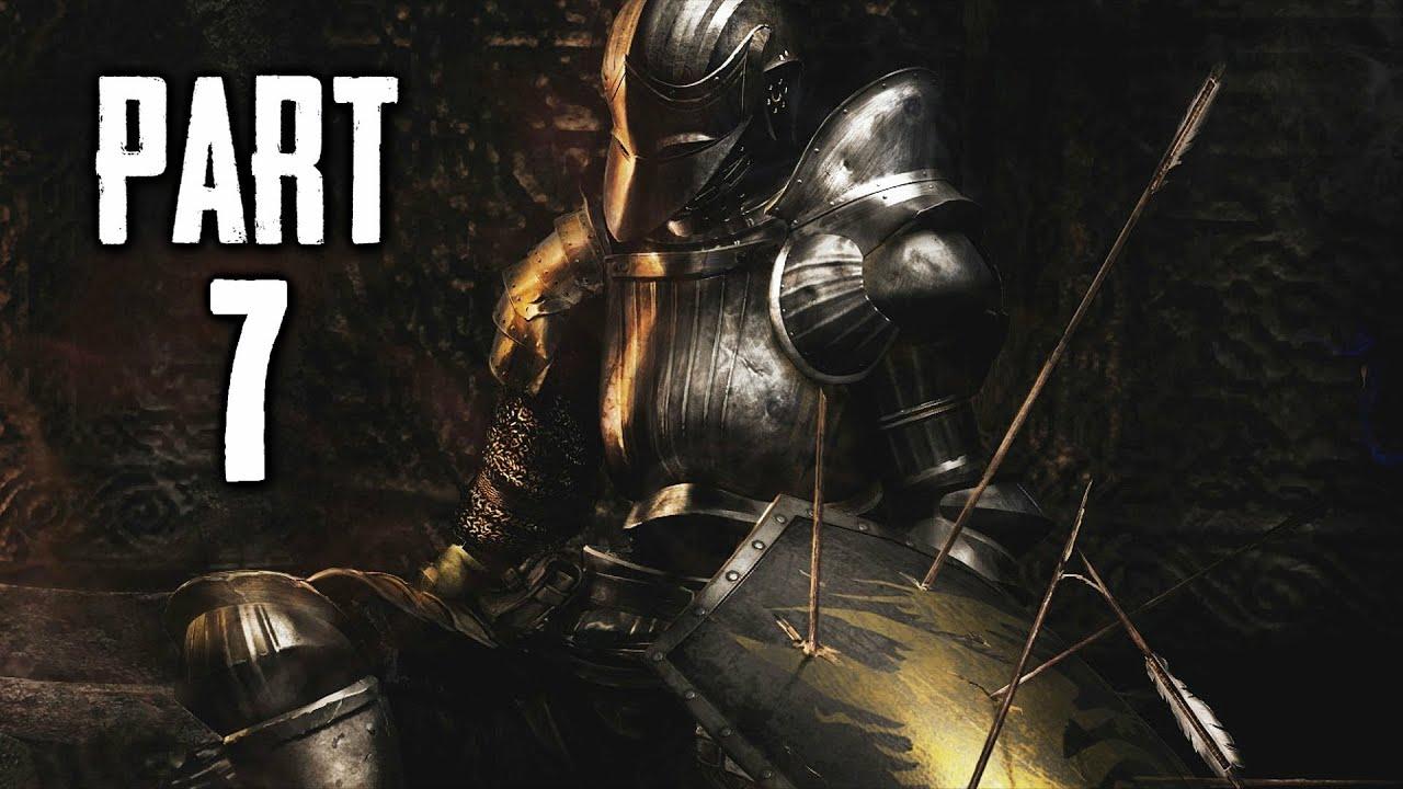 Dark Souls 2 2014 All Cutscenes Walkthrough Gameplay: Dark Souls 2 Gameplay Walkthrough Part 7