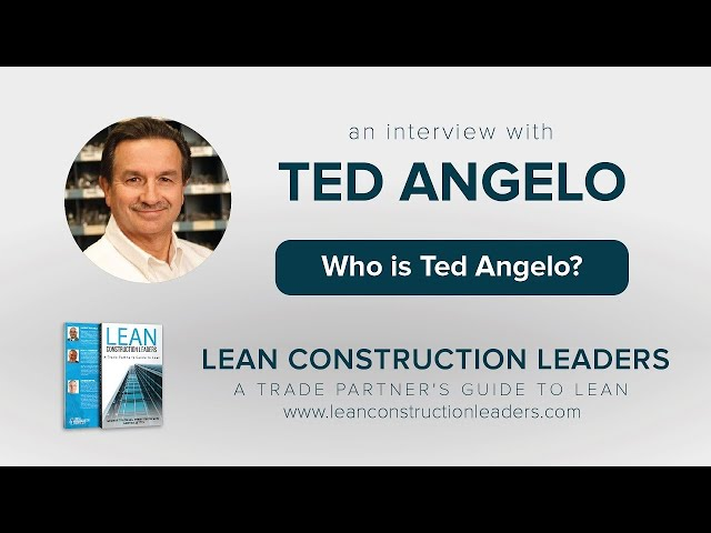 Who is Ted Angelo?
