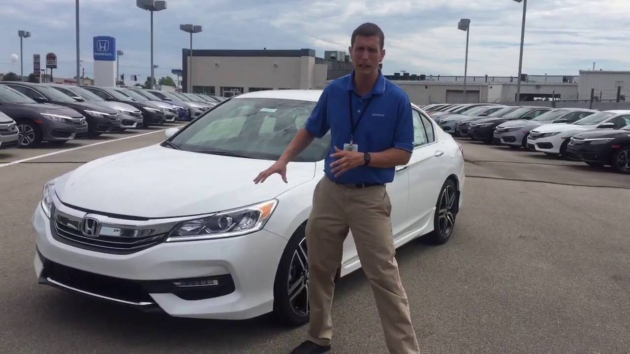 2017 Honda Accord Sport Se Presented By Jeremy Rees Of Victory In Muncie Indiana
