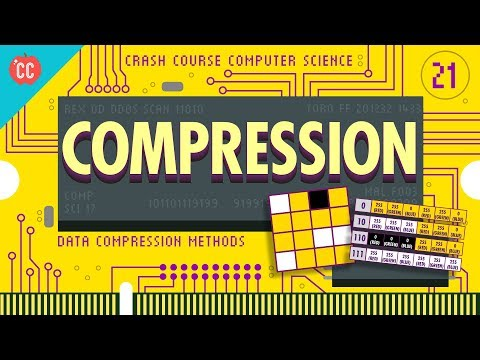 Compression: Crash Course Computer Science #21