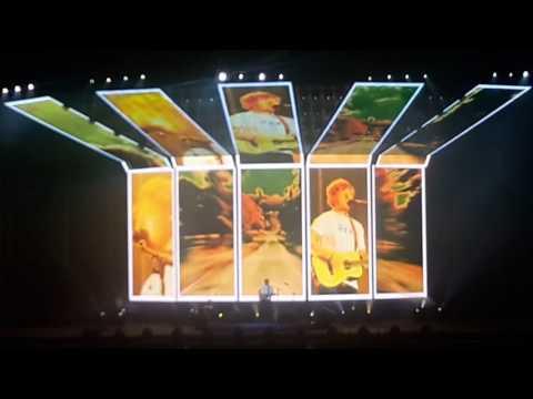 VLOG- ED SHEERAN DIVIDE TOUR 2017- FULL CONCERT BOGOTÁ, COLOMBIA