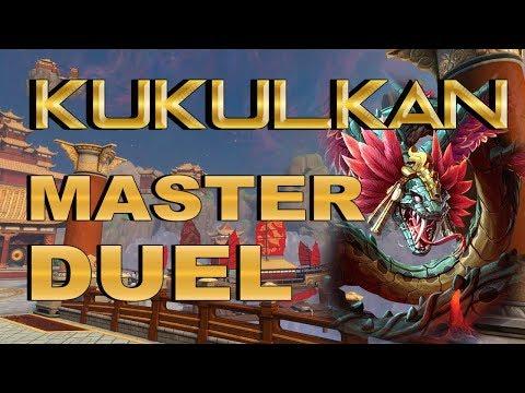 SMITE! Kukulkan, Tornaditos y burst FTW! Master Duel S4 #186