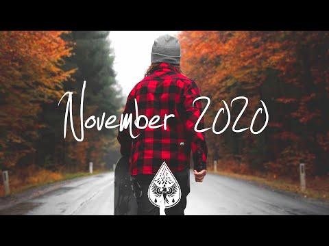 Indie/Rock/Alternative Compilation - November 2020 (1½-Hour Playlist)