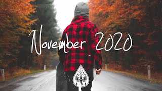 Indie/Rock/Alternative Compilation - November 2020 (1½-Hour Playlist)