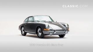 1965 Porsche 911 Slate Grey