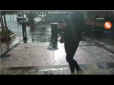 Video από τη Σάμο μετά το σεισμό του samos24.gr