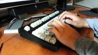 IBM Model M vs Unicomp Spacesaver M keyboard