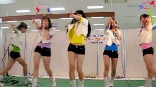 沖縄限定アイドルユニット RYUKYUダンシングドールズ Lucky Color's ラ...