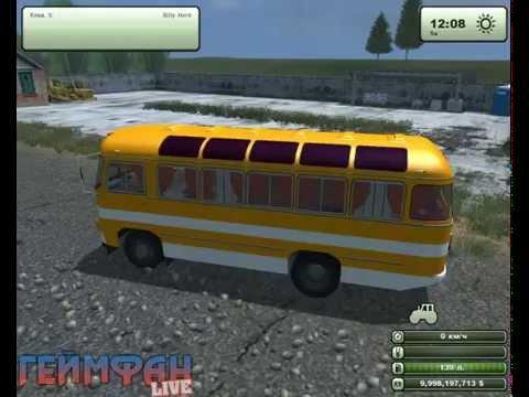 Симулятор автобуса скачать паз бесплатно скачать фото 483-25