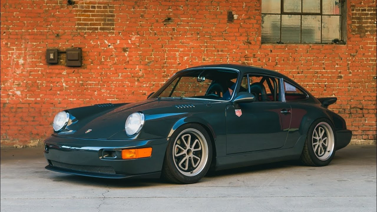 Porsche 911 964 Aircooled 3 8 Litre Rs Itb S Youtube