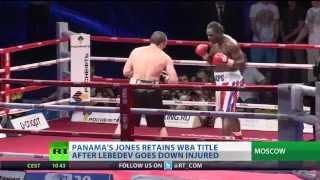 Denis Lebedev loses WBA title after brutal beating by Jones