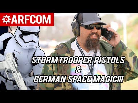 [THE GATHERING] Century Arms: Turkish Storm Trooper Pistols + German Space Magic!!! thumbnail