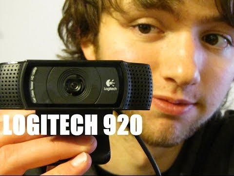 Installing the C920 Logitech Webcam