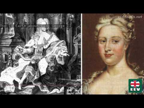 Top 10 facts about King George II
