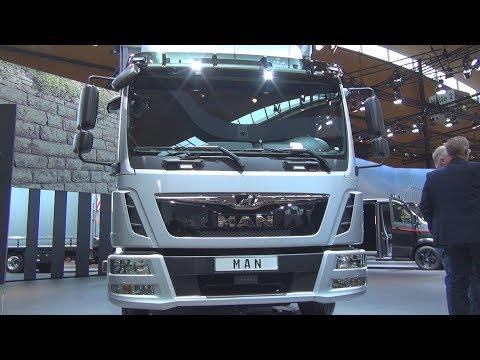 MAN TGL 12.250 4x2 BL Lorry Truck (2020) Exterior and Interior