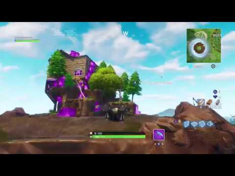 FORTNITE RUNE PORTAL CUBE EVENT AS IT HAPPENED - THE MINI ISLANDS FELL?! WHAT IS HAPPENING?