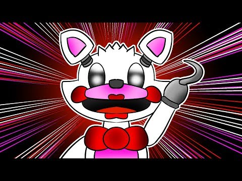 Minecraft Fnaf: Funtime Foxy Becomes A Toy (Minecraft Roleplay)