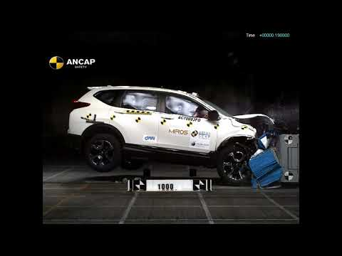 ANCAP SAFETY RATING: Honda CR-V (July 2017 - onwards)