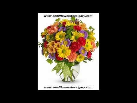 Send flowers from Pakistan to Calgary Alberta Canada