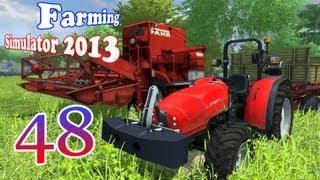 Farming Simulator 2013 ч48 - Как делать силос