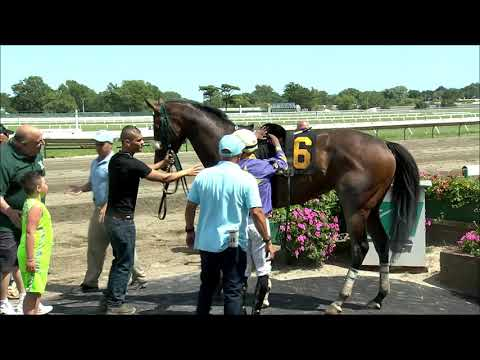 video thumbnail for MONMOUTH PARK 8-11-19 RACE 4