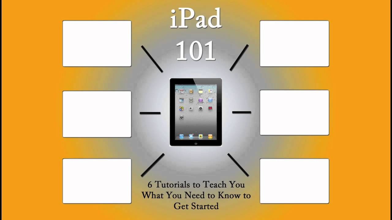 Ipad 101 A Course For Beginners H2techvideos Youtube