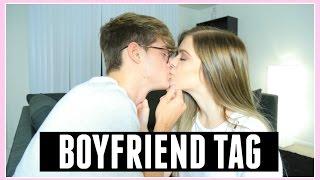 One of Griffin Arnlund's most viewed videos: BOYFRIEND TAG | Griffin Arnlund