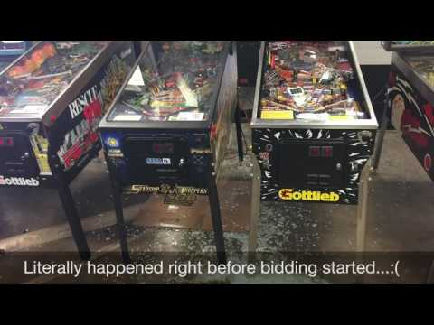 American Amusement Arcade Auction May 2017