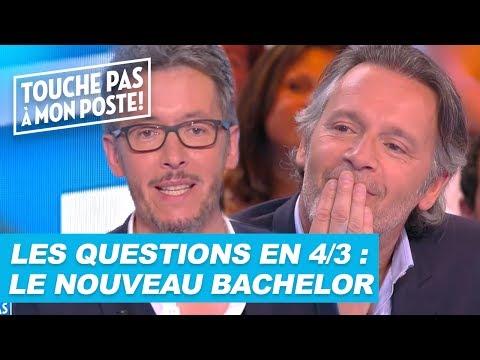 Les questions en 4/3 de Jean-Luc Lemoine : Le nouveau Bachelor