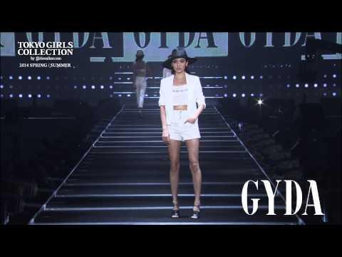 GYDA / 東京ガールズコレクション 2014 S/S