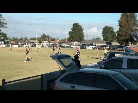 Rd 4   St Albans Kick ins vs Lara