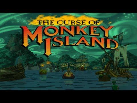 """The Curse of Monkey Island"" (1997) Intro - PC"