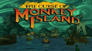 """The Curse of Monkey Island"" (1997) Intro - PC"