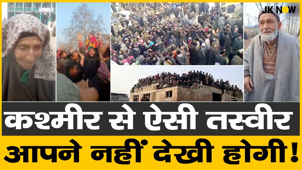 Don't Miss Wonderful & Historical Visuals From Kashmir | Dance of Democracy in DDC Elections