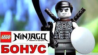 новое LEGO Ninjago 2017 минифигурки Мастера стихий и все Лего Ниндзя