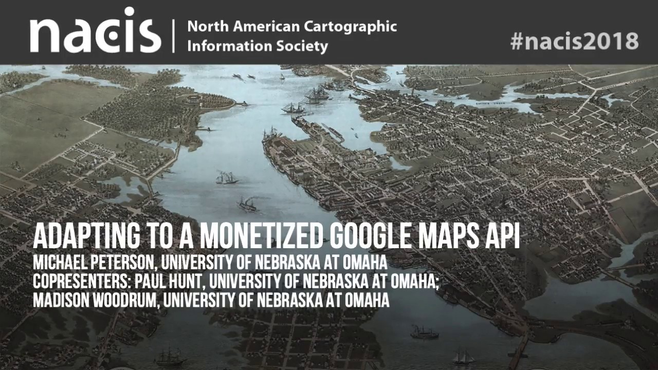 adapting to a monetized google maps api