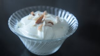 Shrikhand classic recipe for Navaratri festival