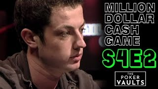 Million Dollar Cash Game S4E2 FULL EPISODE Poker Show