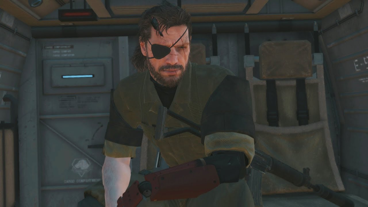 Close Up: The Art of Metal Gear Solid V Limited Edition