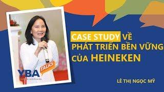 [FULL] Case study về Heineken và phát triển bền vững | JCI Vietnam | YBA Talks