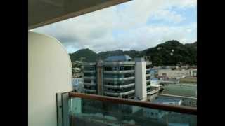 St.Lucia in der Karibik