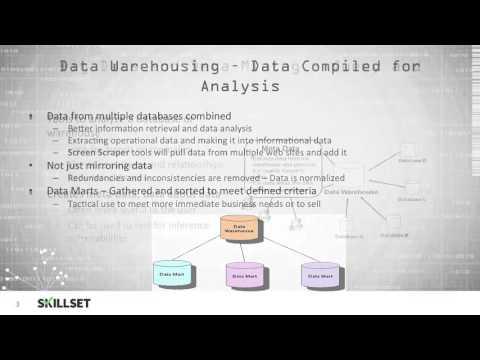 Data Mining (CISSP Free By Skillset.com)