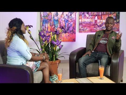 Teacher Mpamire With Karitus Kasirimbi NBS (Chat Room 1)
