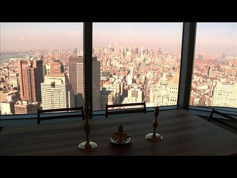 For Rent: Manhattan's Highest Penthouse