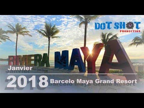 Barcelo Maya Grand Resort - Tropical - Riviera Maya - Janvier 2018